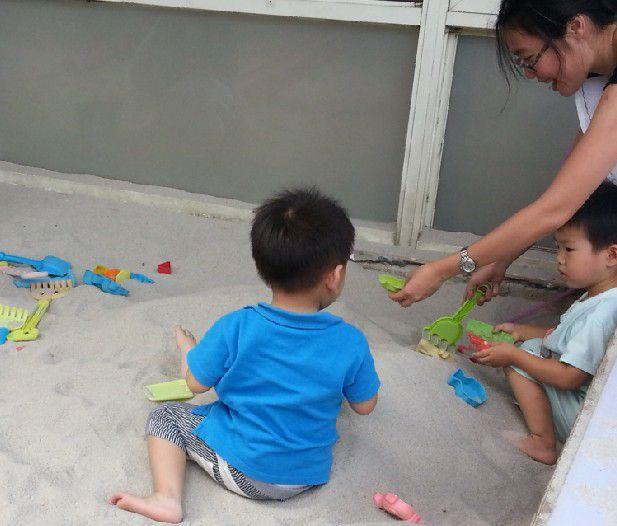 幼儿基本动作发展