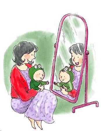 娃娃哭脸表情包分享展示