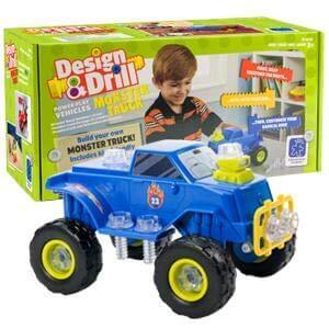 小小天才工程師-越野卡車
